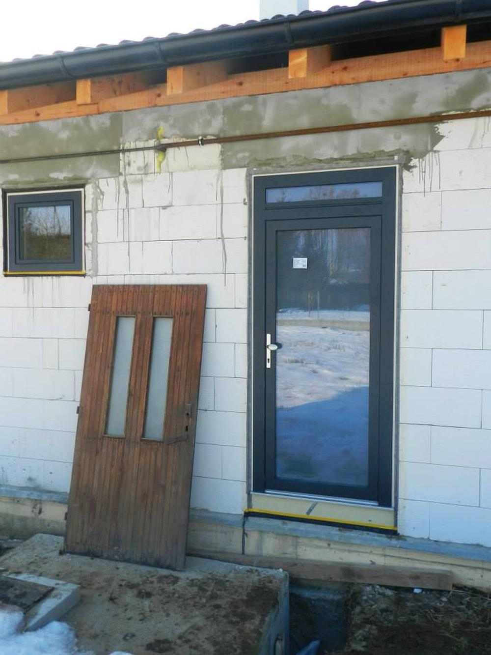 Drevohliníkové okná nitra